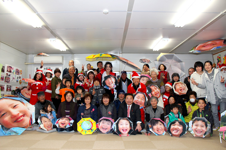 MERRY SMILE XMAS inいわき
